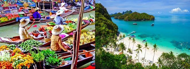 FRANCESCA & MARCO Thailandia