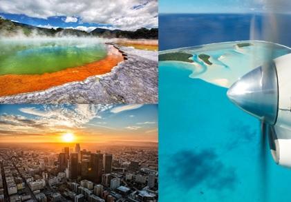 MARIANGELA & NICCOLO' N. Zelanda + Cook + USA