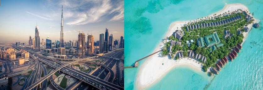 MIRIAM & MICHELE Dubai + Maldive