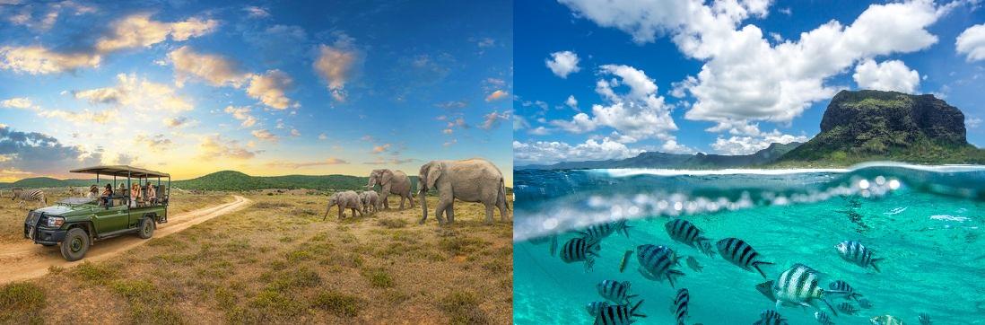 DEBORAH & ALESSANDRO Sudafrica + Mauritius